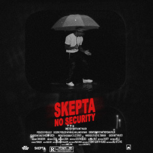 Skepta No Security cover