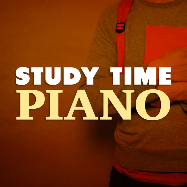 Study Time Piano Albumcover