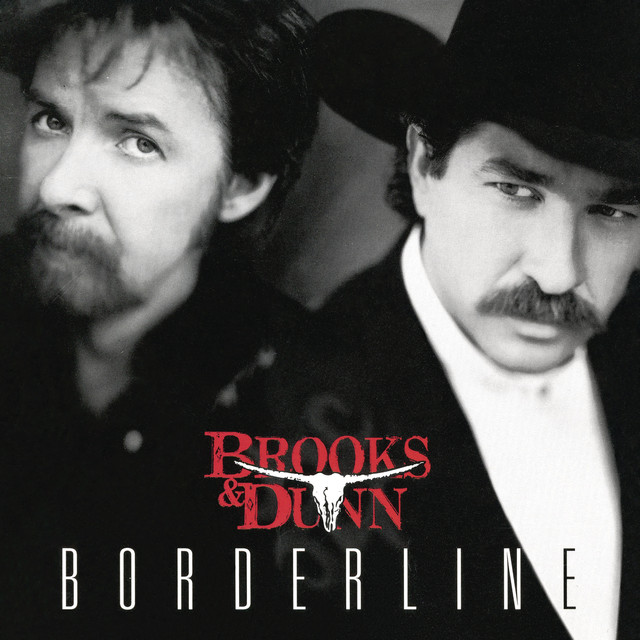 Brooks & Dunn Borderline album cover