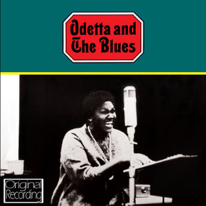 Odetta and the Blues album