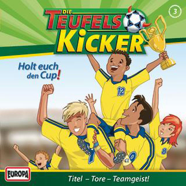 03 - Holt euch den Cup! Cover