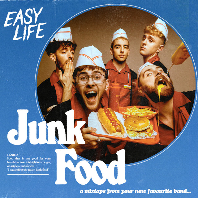 Easy Life - Junk Food cover