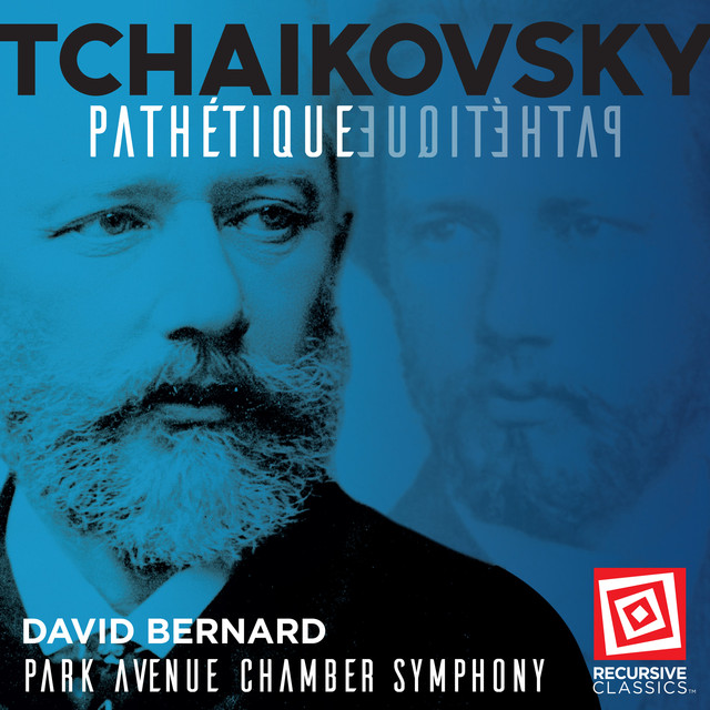 Album cover for Tchaikovsky: Symphony No. 6 in B Minor, Op. 74, TH 30