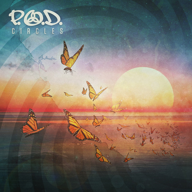Album cover for Circles by P.O.D.