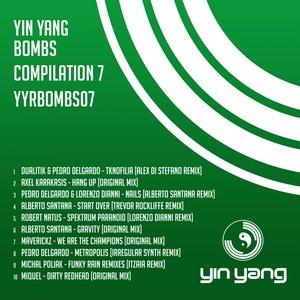 Yin Yang Bombs - Compilation 7 Albumcover