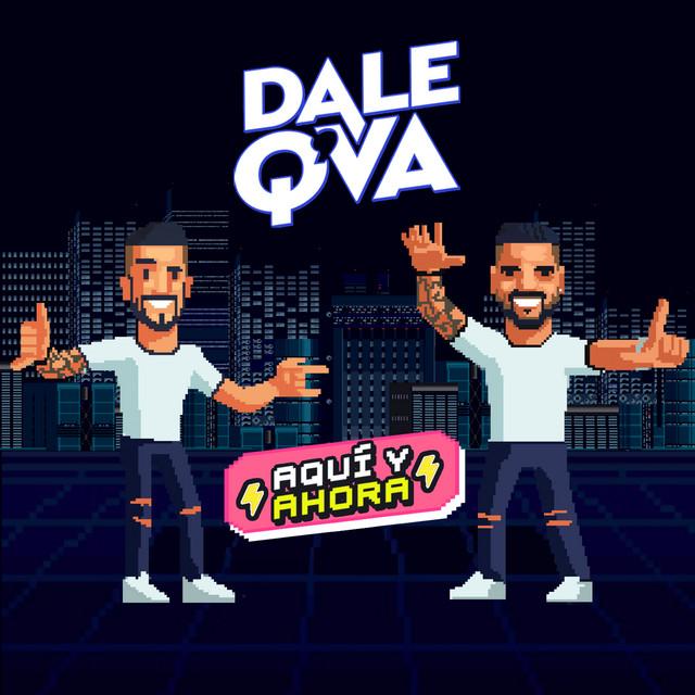 Album cover for Aquí y Ahora (En Vivo) by Dale Q' Va