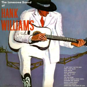 The Lonesome Sound of Hank Williams album