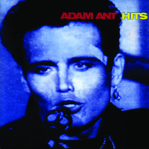 Adam and The Ants Antmusic cover