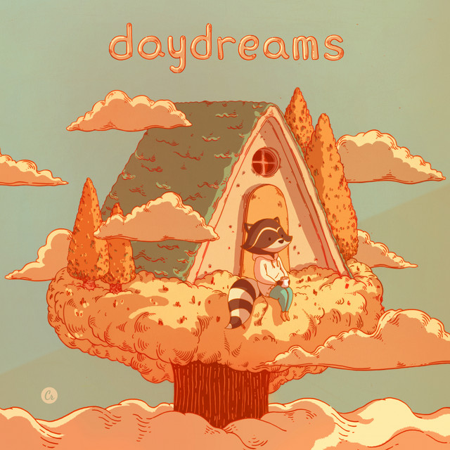 Album cover for Chillhop Daydreams by Various Artists