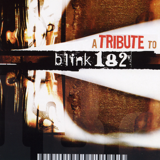 Various Artists A Tribute To Blink 182 album cover