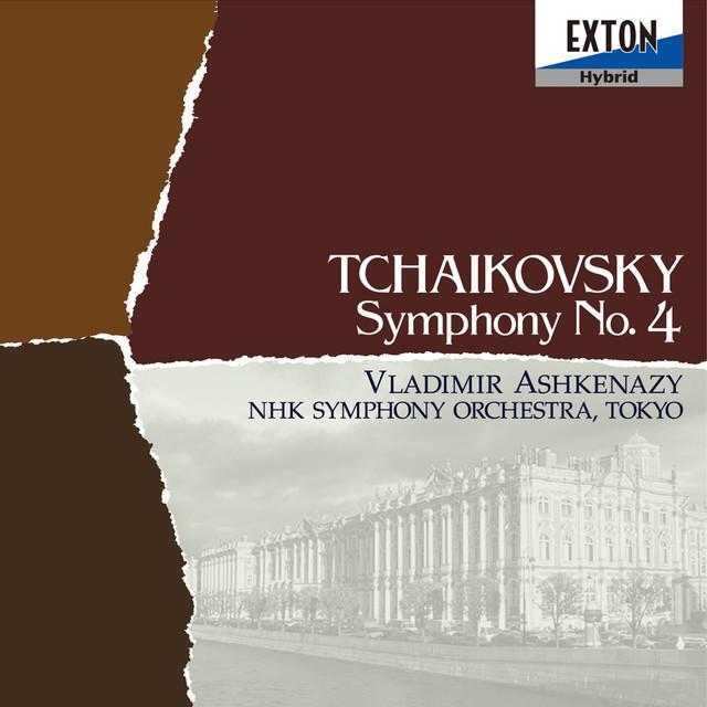 Tchaikovsky: Symphony No. 4 Albumcover