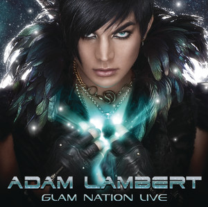 Glam Nation Live Albumcover