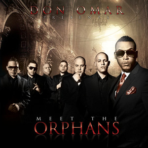 Meet The Orphans Albumcover