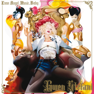 Gwen Stefani, Johnny Vulture Bubble Pop Electric cover