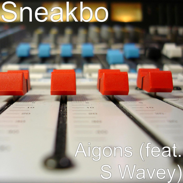 Aigons (feat. S Wavey)