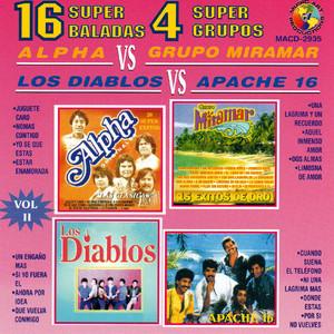 16 Super Baladas 4 Super Grupos Vol. II