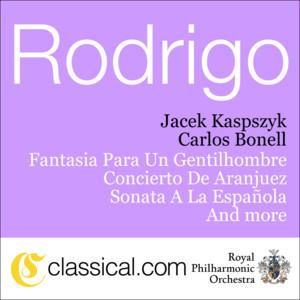 Joaquín Rodrigo, Concierto De Aranjuez album