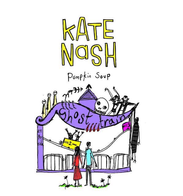 Kate Nash Pumpkin Soup album cover