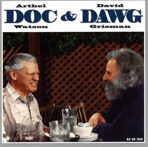 Doc Watson Sweet Georgia Brown cover