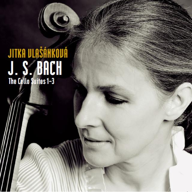 J.S. Bach: Cello Suites Nos. 1-3 Albumcover