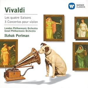 Vivaldi : The Four Seasons etc Albumcover