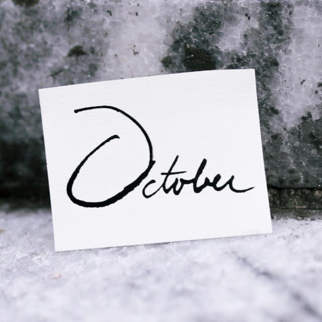 Calendar Project: October