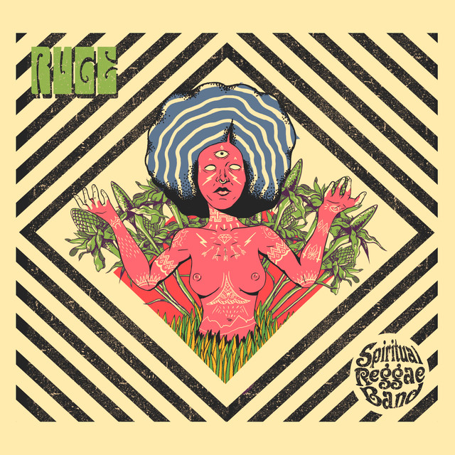 Album cover for Ruge by Spiritual Reggae Band