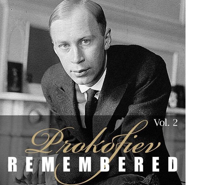 Prokofiev - Remembered - Part 2 Albumcover