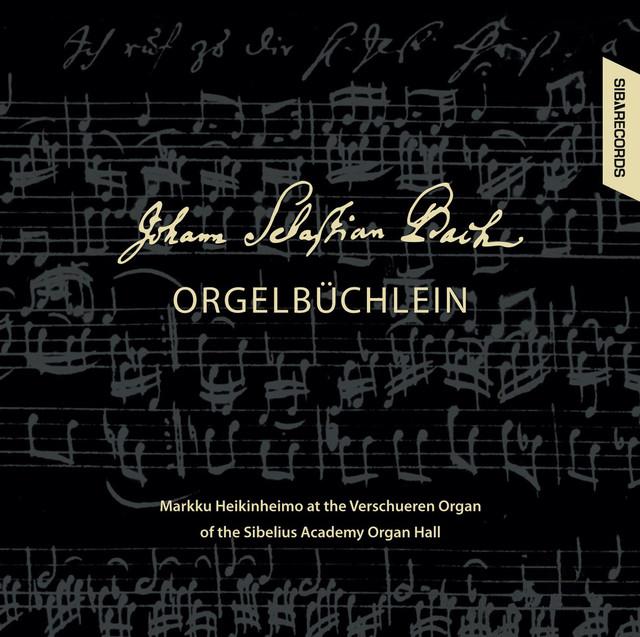 Bach: Orgelbüchlein Albumcover