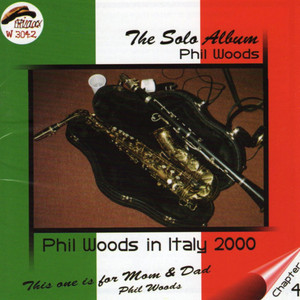 Phil Woods Medley 2 cover