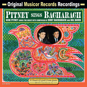 Pitney Sings Bacharach album