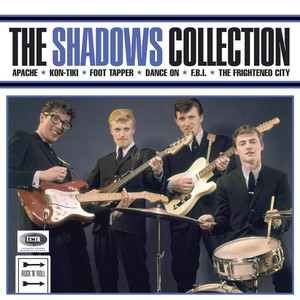 The Shadows Geronimo cover