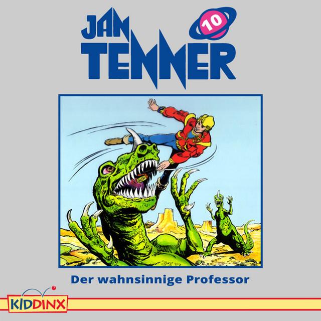 Folge 10: Der wahnsinnige Professor von Jan Tenner