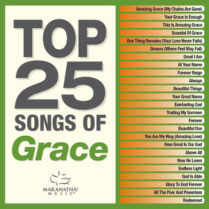 Top 25 Songs Of Grace Albumcover