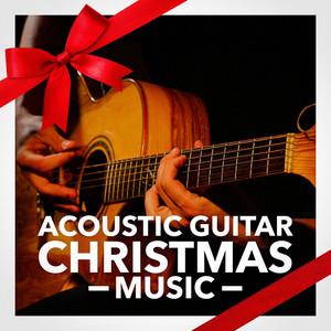 Acoustic Guitar Christmas Music Albumcover