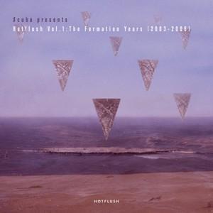 Scuba Presents Hotflush, Vol. 1: The Formation Years (2003 - 2006) Albumcover