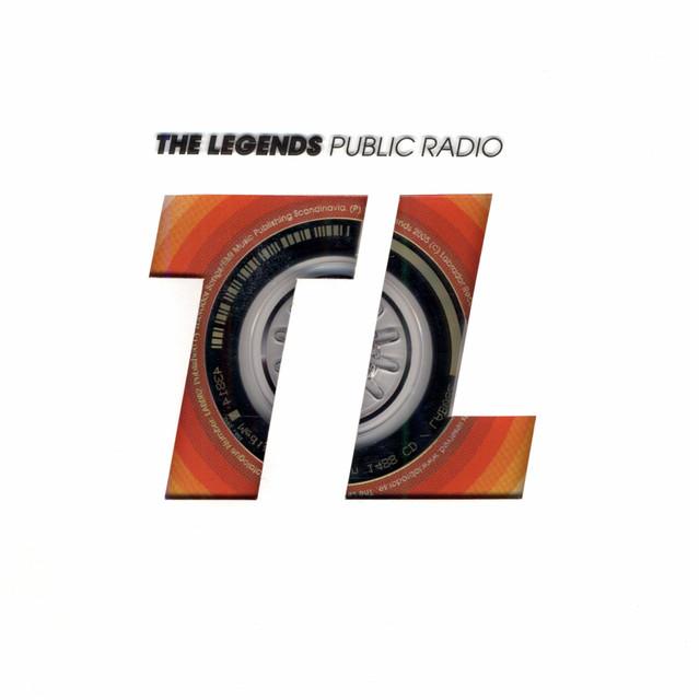 Skivomslag för Legends: Public Radio