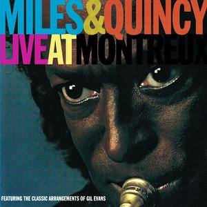 Miles & Quincy Live at Montreux album