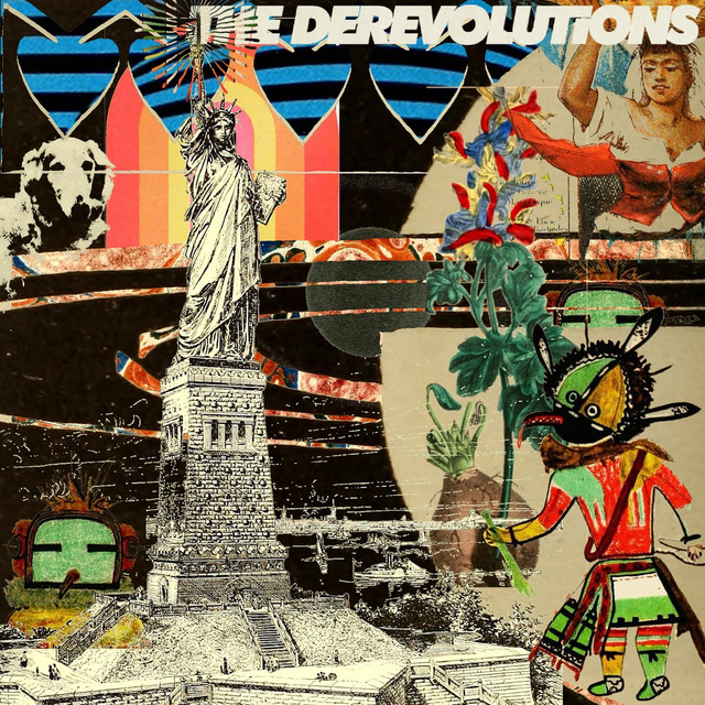 Album cover for Band from America by The Derevolutions