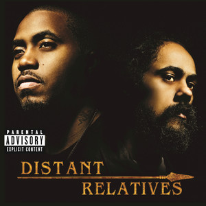 Nas, Damian Marley Strong Will Continue cover