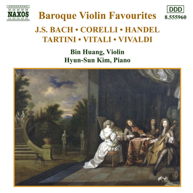 Baroque Violin Favourites by Bin Huang on Spotify