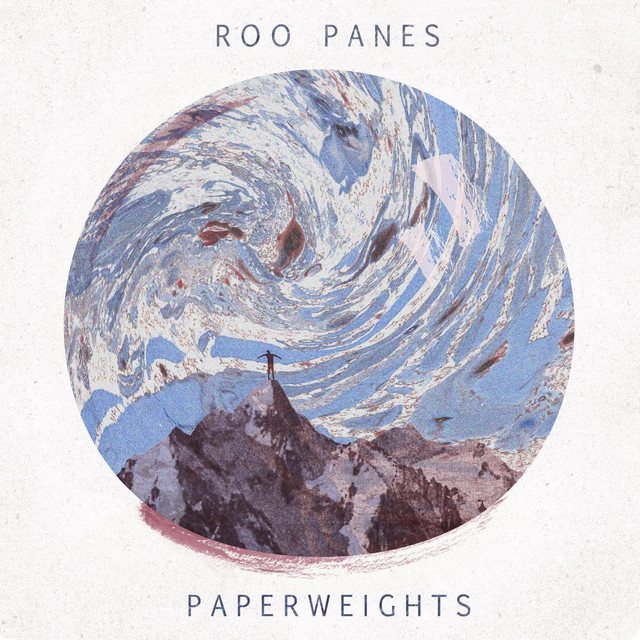 Album cover for Paperweights by Roo Panes