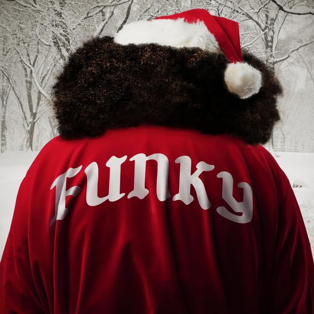 Aloe Blacc Christmas Funk album cover