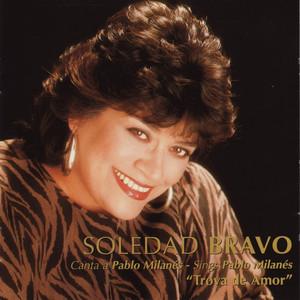 Soledad Bravo El breve espacio en que no estas cover