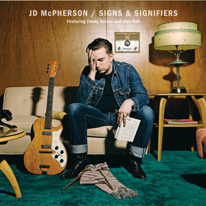 JD McPherson North Side Gal cover