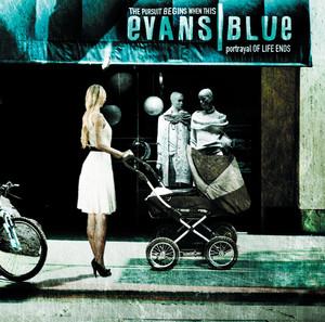 Evans Blue The Pursuit cover