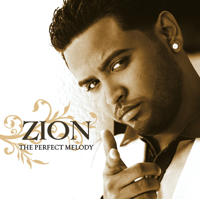 Zion The Perfect Melody album cover