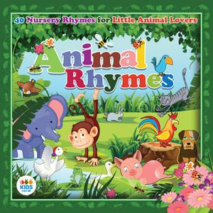 Animal Rhymes Albumcover