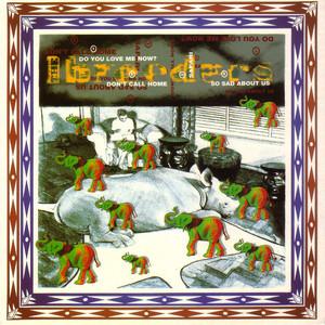 The Breeders Safari cover