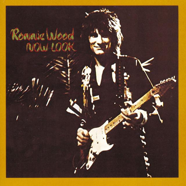 Ron Wood Now Look album cover
